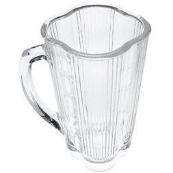 Waring 003573 Standard Size Borosilicate Glass Jar without B
