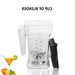 1.5L Commercial Blender Jar Square Container Spare Parts Cup