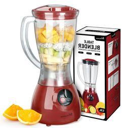 1.5L Mixer Processor Multi-function Juice Blender Fruit Make