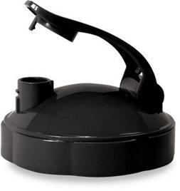 Nutribullet 1 Flip Top To-Go Lid with Gasket installed, comp