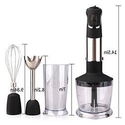 ETbotu 3-in-1 850W Handhold Blender Juicer Food Processer 6