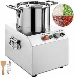 10L Commercial Grade Food Processor Blender S.Steel Tomato C