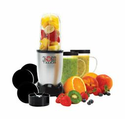 Magic Bullet 11 Piece Set Box Blender & Mixer Small Silver 2