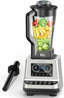1600W Professional Kitchen High-Speed Blender Commercial Ble