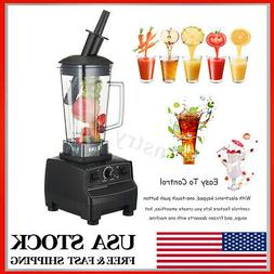 2200W 2L 3HP Heavy Duty Commercial Grade Blender Mixer Juice