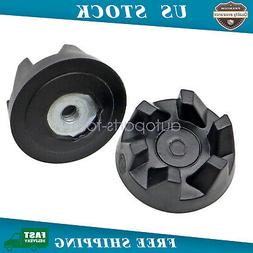 2PCS Kitchenaid Rubber Blender Clutch Coupler Coupling Gear