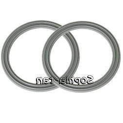 2pcs Seal Ring Gaskets  for Black & Decker Blender 2010BG Bl