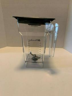Blendtec 32 oz Fourside Blender Container w/ Lid - NEW