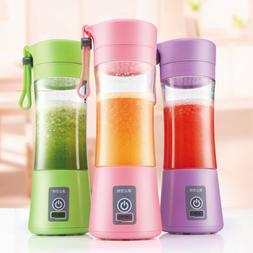 380ml mini juicer usb rechargeable electric juicer