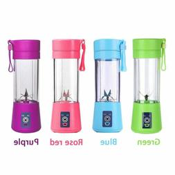 380ml One Portable Personal Blender Juicer Mix Blend Recharg