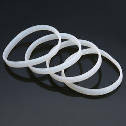 4X Sealing Gasket Rubber O Ring Replacement Seals For Ninja