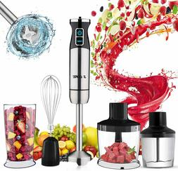 5 Core 5 In 1 Hand Held Blender Stick 500W Immersion 2 Speed