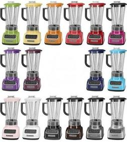 KitchenAid 5-Speed Diamond Blender with Ice and Pulse Mode,