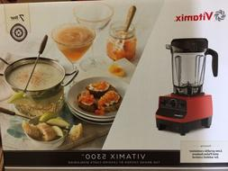 Vitamix 5300 Blender - Red