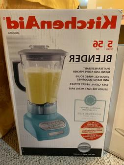 Kitchenaid 56 oz Blender in Turquoise