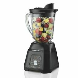 Hamilton Beach Smoothie Smart Blender with 40 oz Glass Jar &