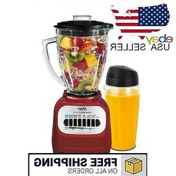 6 Cup Blender with Travel Smoothie Cup Healthy Healthier Kit