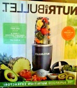 Nutribullet 600 Watt Blender 6 Piece Set Superfood Nutrition