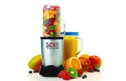 Magic Bullet, 7-Piece, Silver Blender Juicer