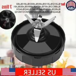 7Fin Extractor Blade Blender Replacement Parts For Nutri Nin