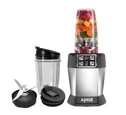 Nutri Ninja 8-Piece Fruit Vegetable Juicer Extractor Blender