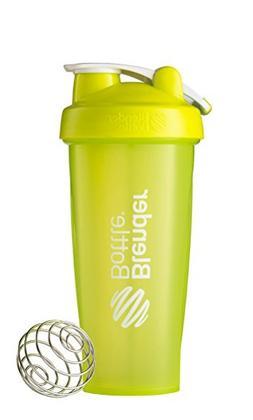 BlenderBottle Classic Loop Top Shaker Bottle, 28-Ounce, Gree