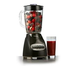 Brentwood  JB-920B  12-Speed  +  Pulse  Blender  with  Glass