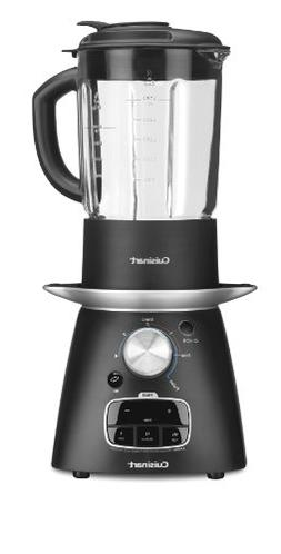Cuisinart SBC-1000 Blend-and-Cook Soup Maker, Black