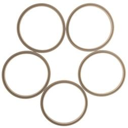 Gaskets for Nutribullet 600 and Pro - Pack of 5 Replacements