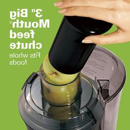 Hamilton Beach 67601A Big Mouth Juice Extractor Electric Jui