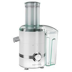Juiceman JM3000 3-in-1 Total Electric Juicer, Juicer, Blende