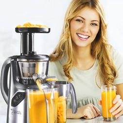 New Age Living SJC-45 Masticating Slow Juicer – Juices Who