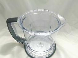 Ninja Master Prep Pro 40oz Replacement Pitcher Bowl