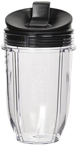 Nutri Ninja Blender Cup 18 Ounce With Sip n Seal Lid Auto IQ