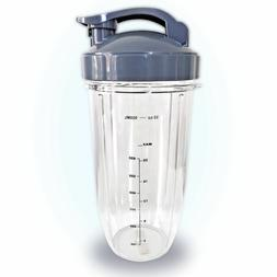 NutriBullet Replacement Cup - Extra Large 32 oz - with Measu