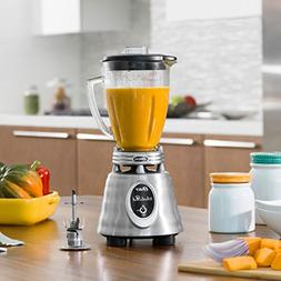 Oster - Heritage Blend 2-speed Blender - Brushed Stainless