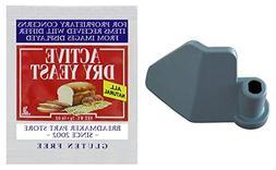 Toastmaster Bread Maker Paddle for models 1185 1194 1195 119