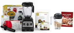 Vitamix Professional Series 300 Onyx Blender With Wet Contai
