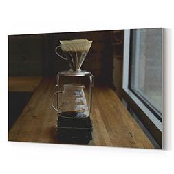 Westlake Art - Coffee Espresso - 32x48 Canvas Print Wall Art