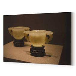 Westlake Art - Cup Ceramic - 12x18 Canvas Print Wall Art - C