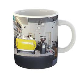 Westlake Art - Table Chair - 11oz Coffee Cup Mug - Modern Pi