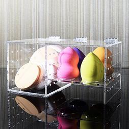 Ikee Design Acrylic Beauty Makeup Sponge Blender Holder / Co