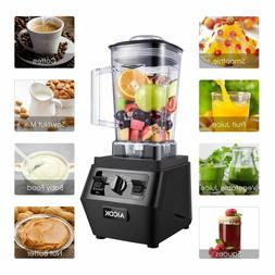 Aicok Countertop Smoothie Blender 1400W Self-Cleaning 70oz 2