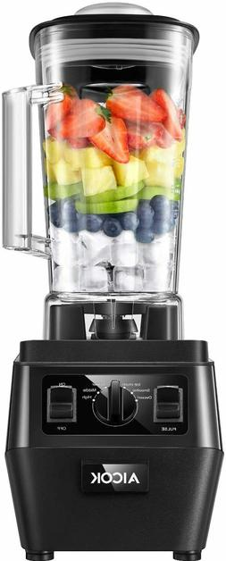 Aicok Professioinal Blender, Countertop Blender with 1400W,7