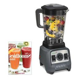 Jamba Appliances 2.4 hp Blender with 64 oz Jar, Grey with Sm