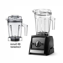 Vitămix Ascent Black A2500 Blender with 48-Ounce Container
