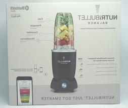NutriBullet Balance - With Bluetooth-Enabled Smart Nutrition