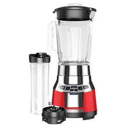 BLACK+DECKER BL1821RG-P FusionBlade Digital Blender with 6-C