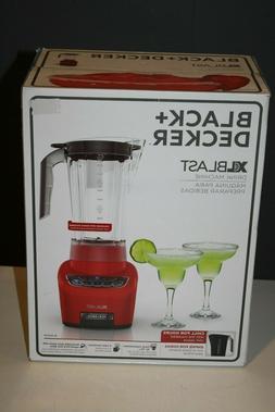 BLACK+DECKER BL4000R XL Blast Party Blender, Red