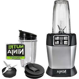 SharkNinja BL480 Blender Black For Foods, Vegetables, Ice an